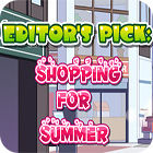 Žaidimas Editor's Pick Shopping For Summer