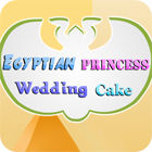 Žaidimas Egyptian Princess Wedding Cake