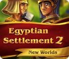 Žaidimas Egyptian Settlement 2: New Worlds