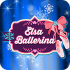 Žaidimas Elsa Ballerina