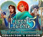 Žaidimas Elven Legend 5: The Fateful Tournament Collector's Edition