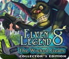 Žaidimas Elven Legend 8: The Wicked Gears Collector's Edition