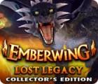 Žaidimas Emberwing: Lost Legacy Collector's Edition