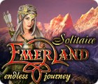 Žaidimas Emerland Solitaire: Endless Journey