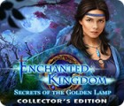 Žaidimas Enchanted Kingdom: The Secret of the Golden Lamp Collector's Edition