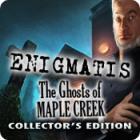 Žaidimas Enigmatis: The Ghosts of Maple Creek Collector's Edition