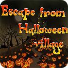 Žaidimas Escape From Halloween Village