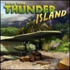 Žaidimas Escape from Thunder Island