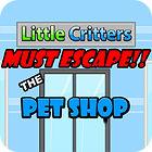 Žaidimas Escape The Pet Shop