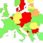Žaidimas European Countries