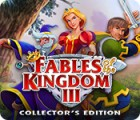 Žaidimas Fables of the Kingdom III Collector's Edition