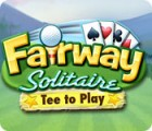 Žaidimas Fairway Solitaire: Tee to Play