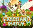 Žaidimas Fairyland Match