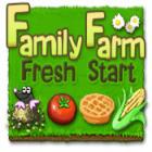 Žaidimas Family Farm: Fresh Start