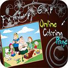 Žaidimas Family Guy Online Coloring