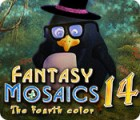 Žaidimas Fantasy Mosaics 14: Fourth Color