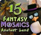 Žaidimas Fantasy Mosaics 15: Ancient Land