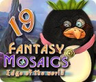 Žaidimas Fantasy Mosaics 19: Edge of the World