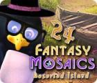 Žaidimas Fantasy Mosaics 24: Deserted Island