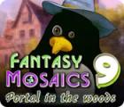 Žaidimas Fantasy Mosaics 9: Portal in the Woods