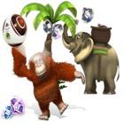 Žaidimas Farm Frenzy 3: Madagascar