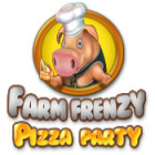 Žaidimas Farm Frenzy: Pizza Party