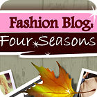 Žaidimas Fashion Blog: Four Seasons