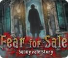 Žaidimas Fear for Sale: Sunnyvale Story
