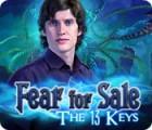 Žaidimas Fear for Sale: The 13 Keys