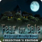 Žaidimas Fear for Sale: The Mystery of McInroy Manor Collector's Edition