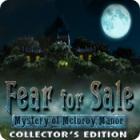 Žaidimas Fear for Sale: The Mystery of McInroy Manor Collector's Edition