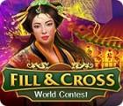 Žaidimas Fill and Cross: World Contest