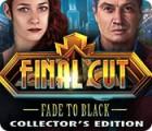 Žaidimas Final Cut: Fade to Black Collector's Edition