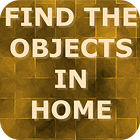 Žaidimas Find The Objects In Home