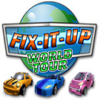 Žaidimas Fix-It-Up: World Tour