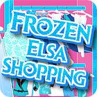 Žaidimas Frozen — Elsa Shopping