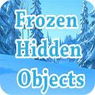 Žaidimas Frozen. Hidden Objects