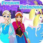 Žaidimas Frozen. Princesses
