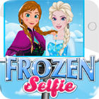 Žaidimas Frozen Selfie Make Up