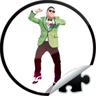 Žaidimas Gangnam Style Puzzles