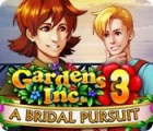 Žaidimas Gardens Inc. 3: Bridal Pursuit