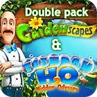 Žaidimas Gardenscapes & Fishdom H20 Double Pack
