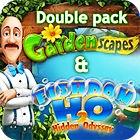 Žaidimas Gardenscapes & Fishdom H20 Double Pack