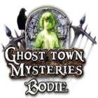 Žaidimas Ghost Town Mysteries: Bodie