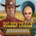 Žaidimas Golden Trails: The New Western Rush