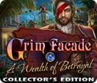 Žaidimas Grim Facade: A Wealth of Betrayal Collector's Edition