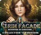 Žaidimas Grim Facade: Monster in Disguise Collector's Edition