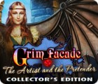 Žaidimas Grim Facade: The Artist and The Pretender Collector's Edition