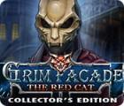 Žaidimas Grim Facade: The Red Cat Collector's Edition