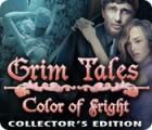 Žaidimas Grim Tales: Color of Fright Collector's Edition